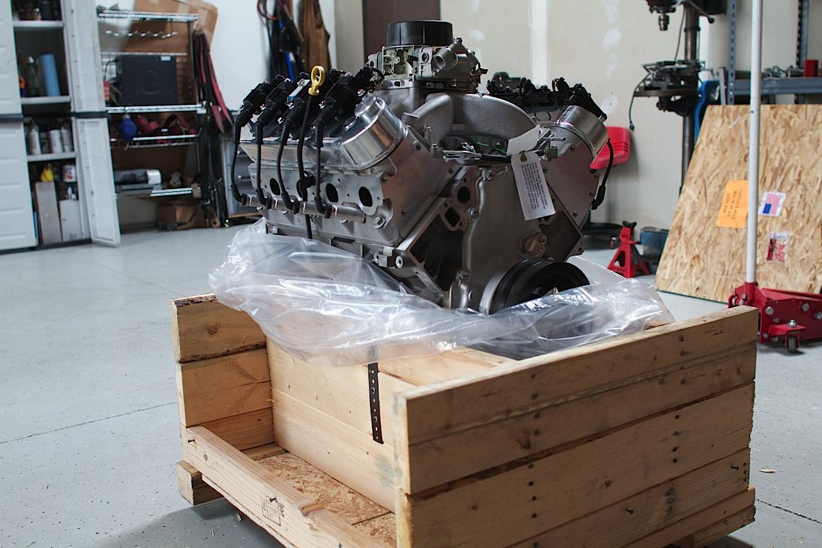 Hot rodding made simple affordable turn key crate engines with the availability of crate engines increasing even aftermarket companies such as blueprint engines are offering up potent ls mill crate engines to malvernweather